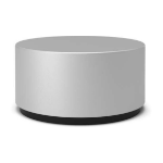 Microsoft Surface Dial Demo Bluetooth Aluminium