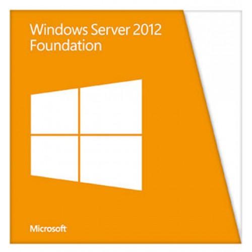 DELL Windows Server 2012 R2 Foundation, ROK