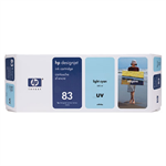 HP C4944A (83) Ink cartridge bright cyan, 680ml