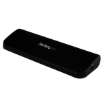 StarTech.com HDMI en DVI/VGA dual monitor docking station voor laptops USB 3.0