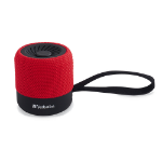 Verbatim 70230 portable speaker 3 W Stereo portable speaker Black,Red