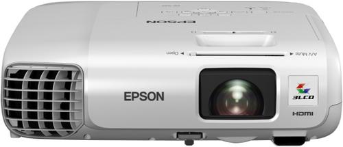Epson EB-965H Desktop projector 3500ANSI lumens 3LCD XGA (1024x768) White data projector