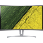 "Acer ED3 ED273widx LED display 68.6 cm (27"") Full HD Curved Silver"