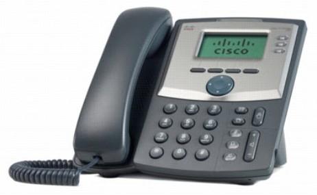 Cisco SPA 303 IP phone Grey 3 lines