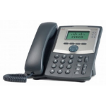 Cisco SPA 303 IP phone Grey 3 lines