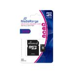 MediaRange MR958 memory card 16 GB MicroSDHC Class 10