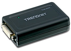 USB To DVI/vga Adapter