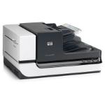 HP Scanjet N9120 Flatbed & ADF 600 x 600DPI A3 Black,White