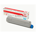 Oki 43487711 Toner cyan, 6K pages @ 5% coverage