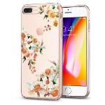 "Spigen Liquid Crystal Aquarelle mobiele telefoon behuizingen 14 cm (5.5"") Hoes Transparant"
