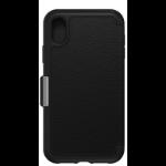 OtterBox Strada Folio Series voor Apple iPhone XR, zwart