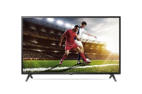 """LG 43UU640C hospitality TV 109.2 cm (43"""") 4K Ultra HD 400 cd/m² Black Smart TV 20 W"""