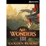 Paradox Interactive Age of Wonders III: Golden Realms, PC/MAC/Linux Linux/Mac/PC English
