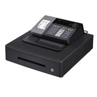 Cash Register Black (casio Se-s10md)