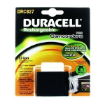 Duracell DRC827 rechargeable battery Lithium-Ion (Li-Ion) 2700 mAh 7.4 V