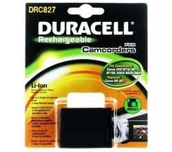 Duracell Camcorder Battery 7.4v 2700mAh 20.0Wh