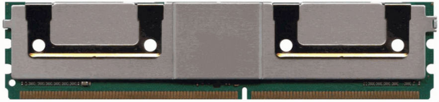 2-Power 8GB DDR2 667MHz ECC FB DIMM Memory memory module