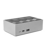 Targus DOCK220USZ interface hub 40000 Mbit/s Black,Grey
