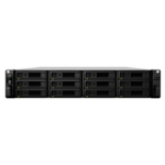 Synology RackStation RS3617RPxs D-1521 Ethernet LAN Rack (3U) Zwart NAS