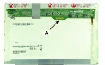 2-Power 12.1 WXGA Notebook display