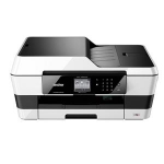 Brother MFC-J6520DW 6000 x 1200DPI Inkjet A3 35ppm Wi-Fi Black,White multifunctional