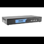 Smart-AVI SDVN-4S-P KVM switch Rack mounting Black