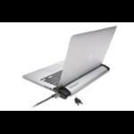 Kensington Laptop Locking Station 2.0 without lock for bundling with master-keyed locks