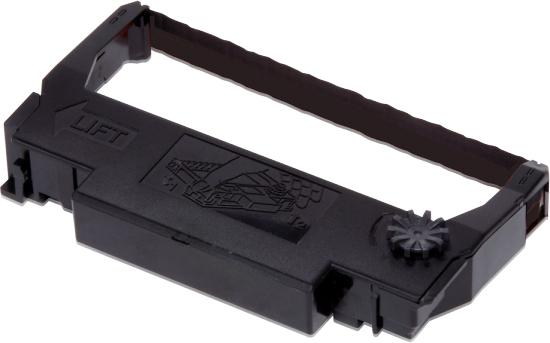 Epson Ribbon Cartridge TM-300/U300/U210D/U220/U230, black/red (ERC38BR)