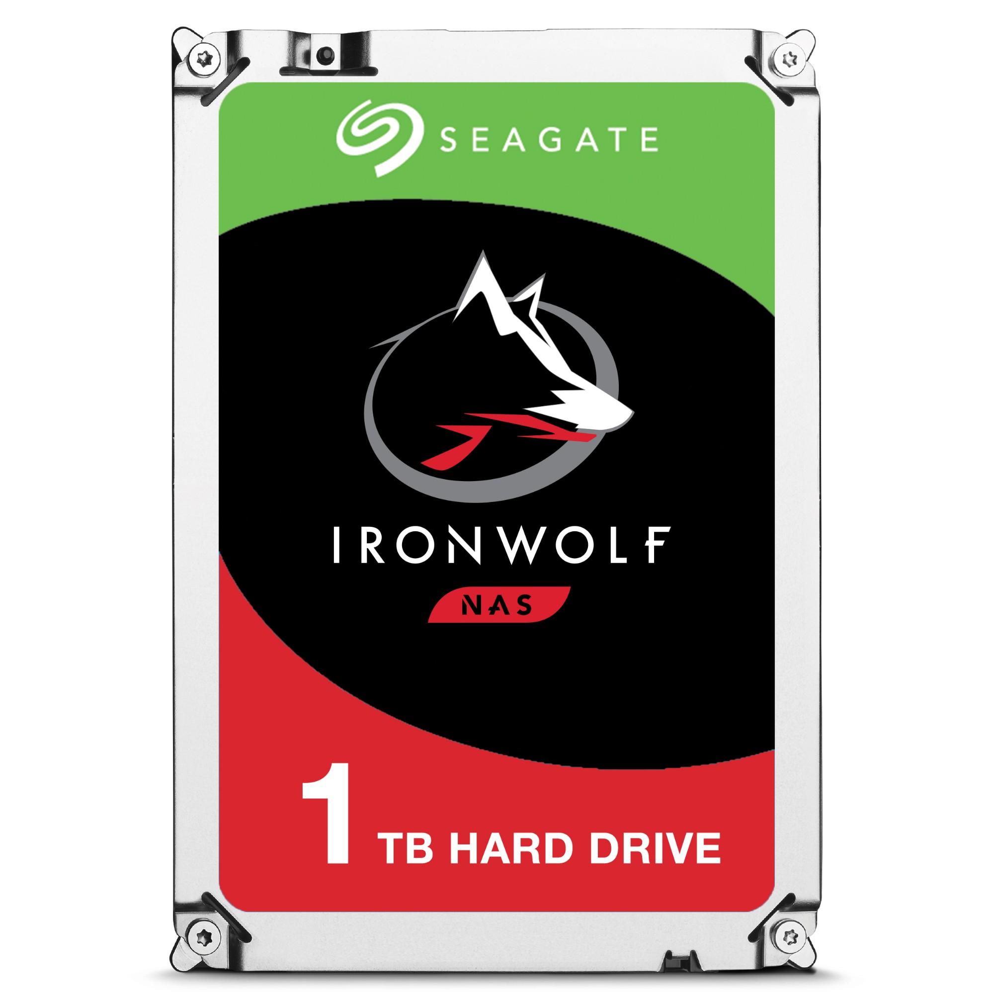 Seagate IronWolf ST1000VN002 HDD 1000GB Serial ATA III internal hard drive