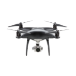 DJI Phantom 4 Pro Obsidian Edition 4propellers 20MP 4096 x 2160Pixels 5870mAh Zwart, Roestvrijstaal camera-drone