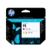 HP Cabezal de impresión 91 magenta y amarillo