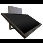 "Promethean APTASBB400-90 75"" Grey flat panel wall mount"