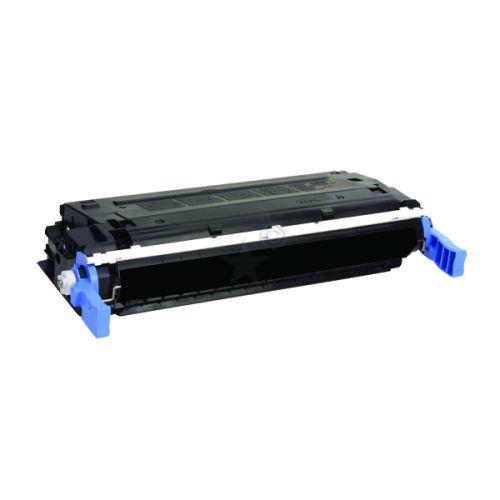 Remanufactured HP C9720A (641A) Black Toner Cartridge