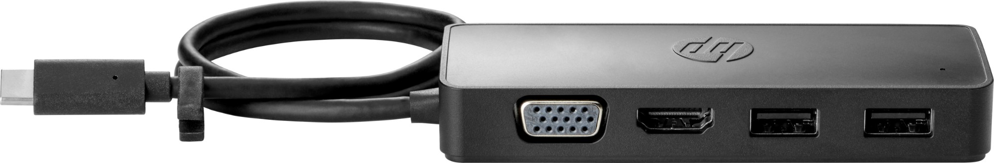 HP USB-C Travel Hub G2 USB 3.2 Gen 1 (3.1 Gen 1) Type-C