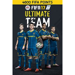Microsoft FIFA 17 Xbox One 4500 Points
