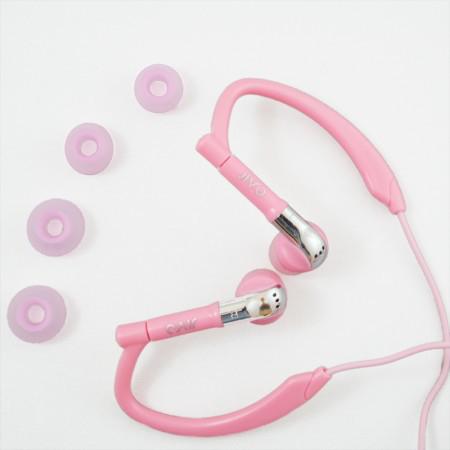 Jivo Technology Endurance Pink Intraaural headphone