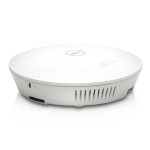 DELL SonicWALL SonicPoint ACi + PoE Injector + 1Y Dynamic Support 24x7 Internal White WLAN access point
