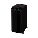 Fellowes AutoMax 350C paper shredder Cross shredding 23 cm Black