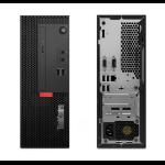 LENOVO ThinkCentre M710e SFF  i5-7400, 8GB DDR4, 1TB HDD, Multiburner, TPM, Gigabit, KB/Mouse,  Win10 Pro,