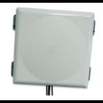 Aruba, a Hewlett Packard Enterprise company AP-ANT-48 network antenna MIMO directional antenna RP-SMA 8.5 dBi