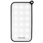 ADATA D8000L Lithium Polymer (LiPo) 8000mAh Black, Transparent power bank