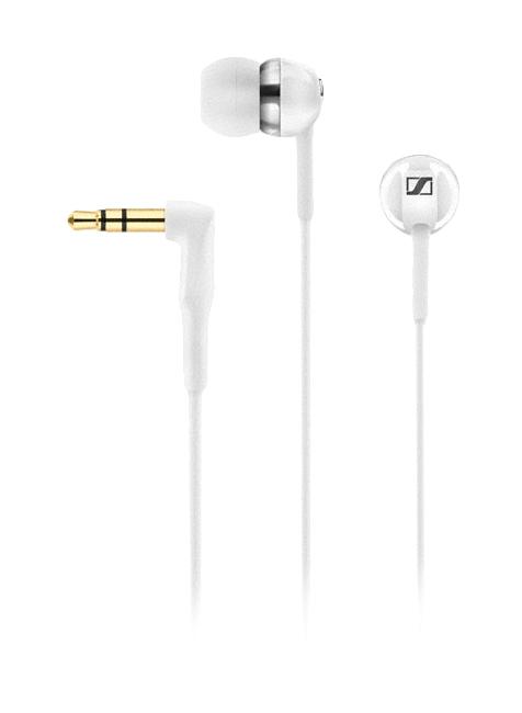 Sennheiser CX 1.00 Auriculares Dentro de oído Blanco