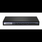 Vertiv SC840H-202 Black KVM switch