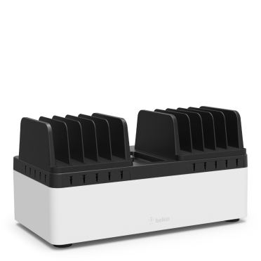 Belkin B2B141UK Indoor Black,White mobile device charger