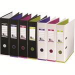 Elba 100081033 folder Polypropylene (PP) Black,White A4
