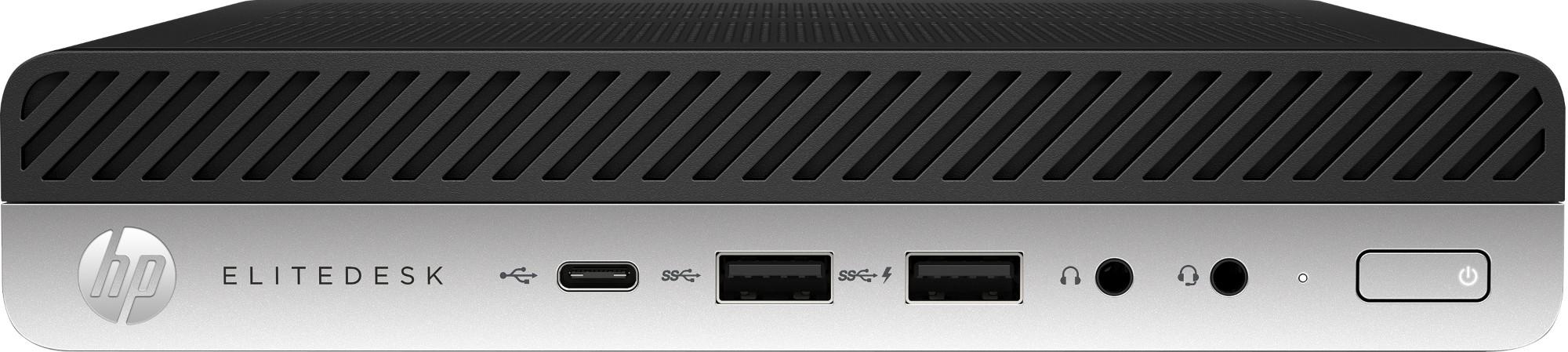 HP EliteDesk 800 65W G3 Desktop Mini PC