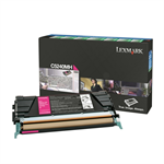 Lexmark C5240MH Toner magenta, 5K pages @ 5% coverage