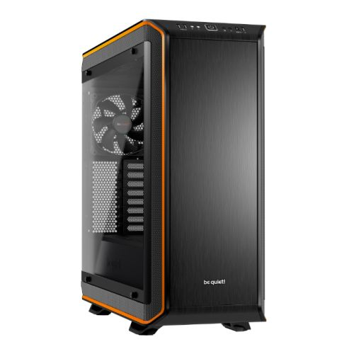 be quiet! Dark Base Pro 900 rev. 2 Full-Tower Black,Orange