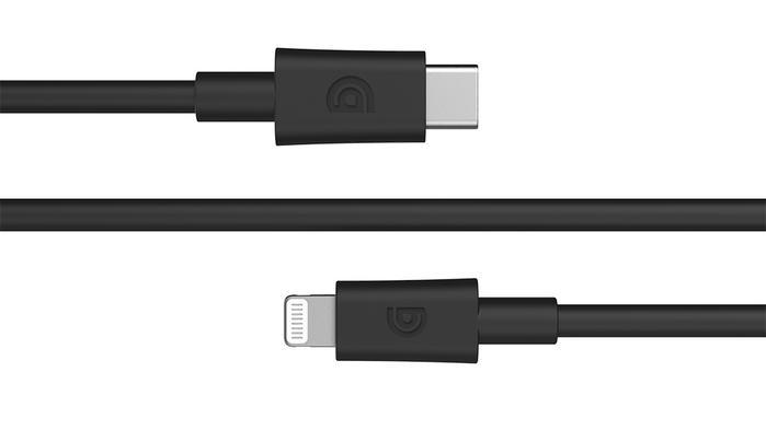 Griffin GP-138-BLK lightning cable 3 m Black