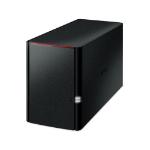 Buffalo LinkStation 220 NAS Desktop Ethernet LAN Black Armada 370